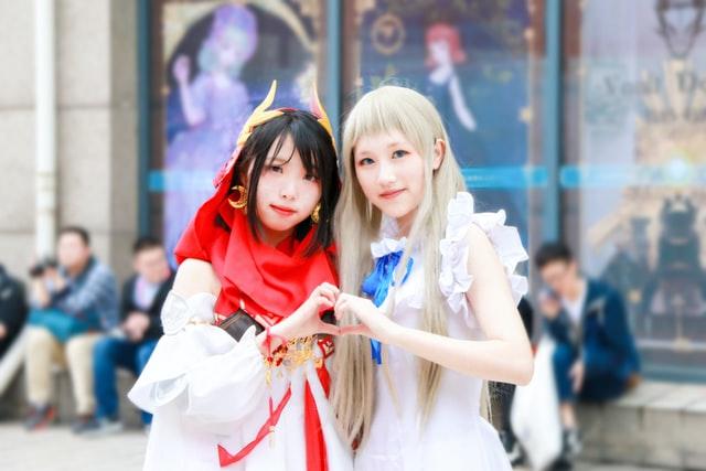cosplayer_giapponesi
