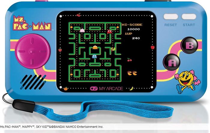 Pac Man consolle portatile