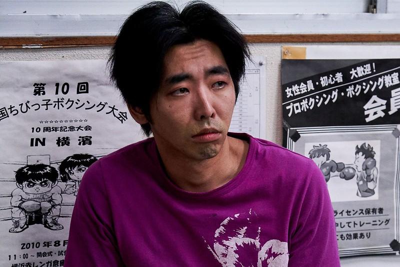 Film sul pugilato giapponese