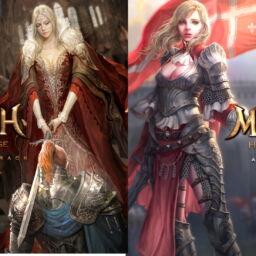 Scarlet Moon musica per videogiochi